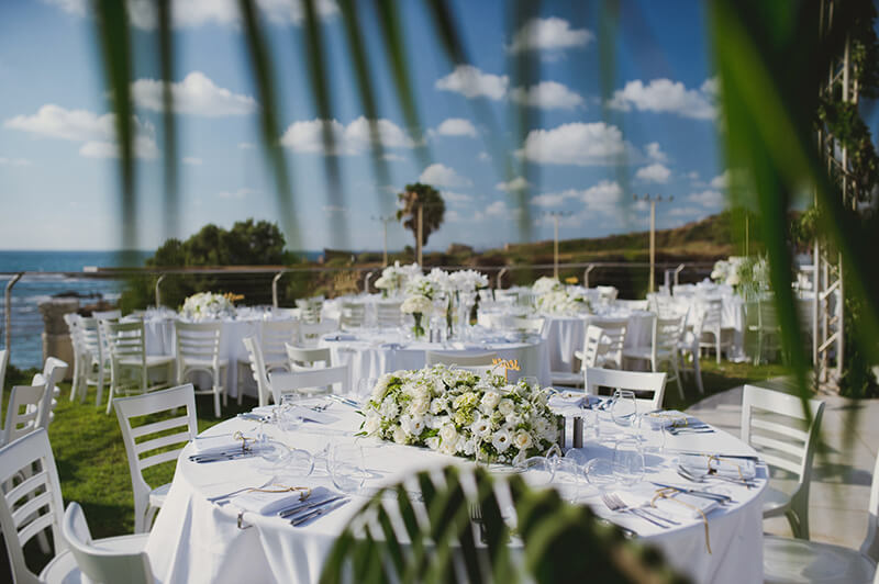 Concept in Israel Wedding